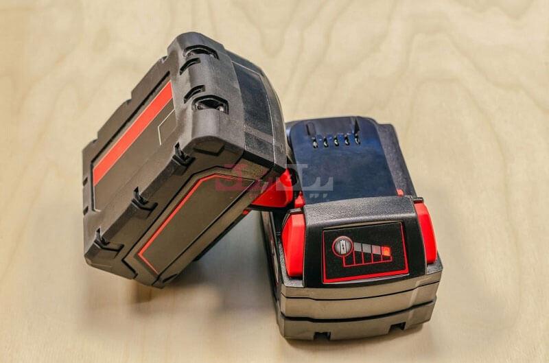 باتری دریل های شارژی
