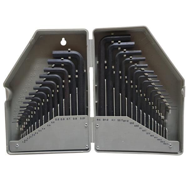 مجموعه 30 عددی آچار آلن شاین مدل YP030