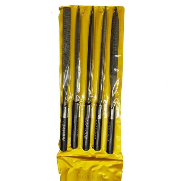 مجموعه 5 عددی سوهان موبینس مدل So-110
