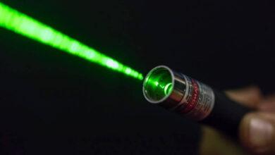 لیزر پوینتر بهترین لیزر سبز