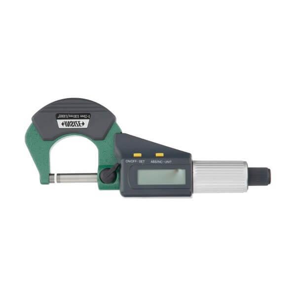 میکرومتر دیجیتال اینسایز کد 25A-3109 گستره 25-0 میلیمتر
