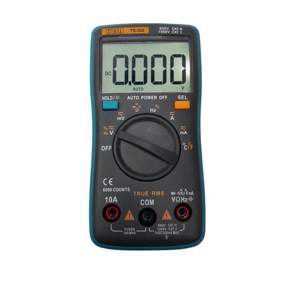 مولتی متر دیجیتال تی اس آی مدل TS-302