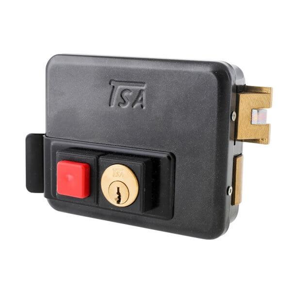 قفل برقی تی اس ای مدل بيرون بازشو 7080