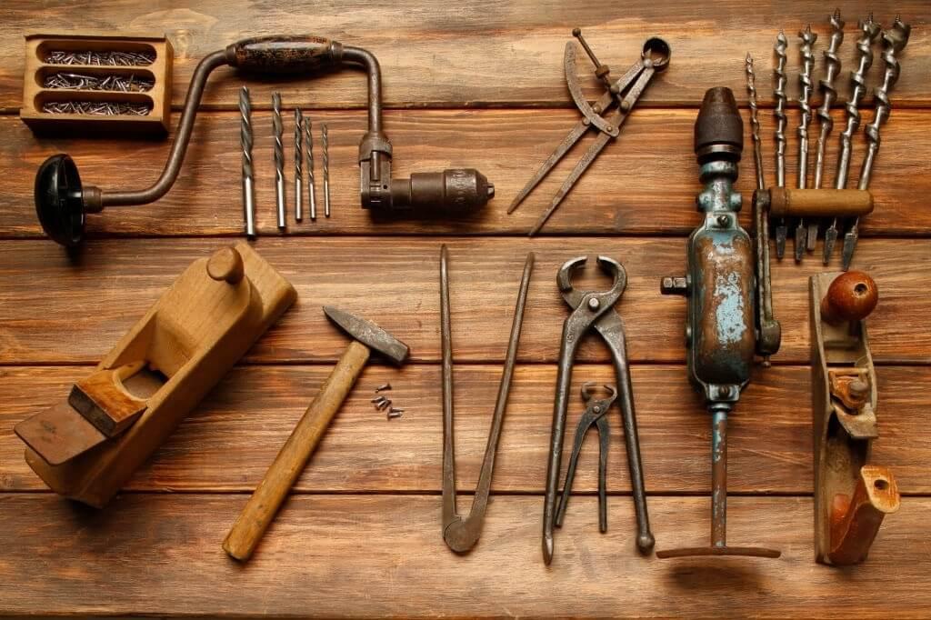 ضروری ترین ابزارهای جعبه ابزار