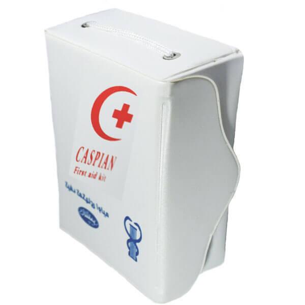 جعبه کمک های اولیه کاسپین مدل first