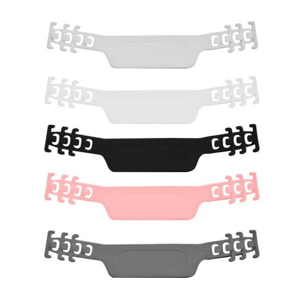گیره نگهدارنده بند ماسک صورت مدل کارما بسته 5 عددی