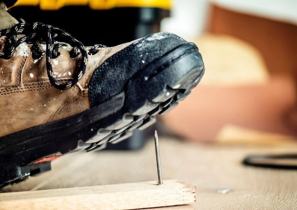 انتخاب کفش کار و کفش ایمنی