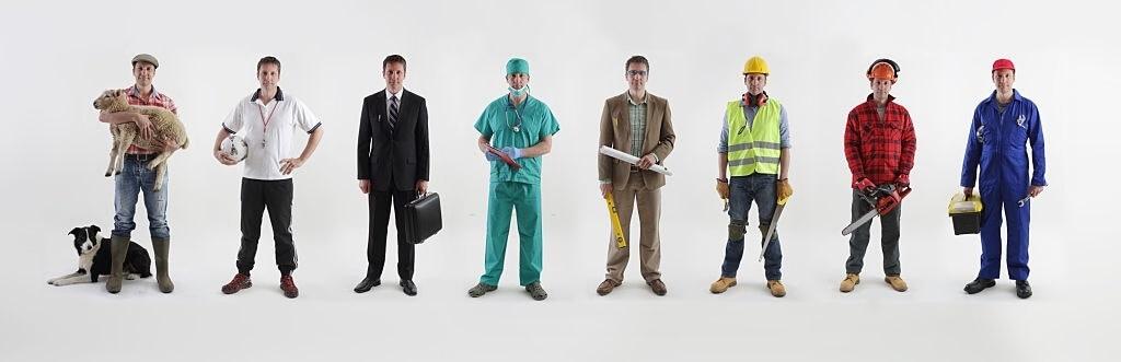 انتخاب لباس ایمنی مناسب شغل شما