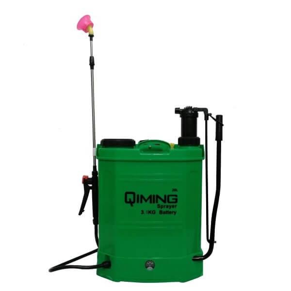 سمپاش شارژی کمینگ مدل QIMING sprayer b3.1 گنجایش 20 لیتر