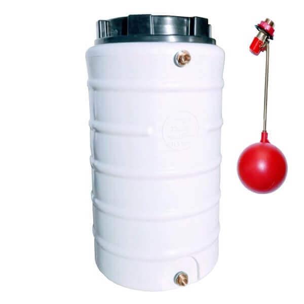 مخزن آب حجیم پلاست مدل V25-101 ظرفیت 100 لیتر